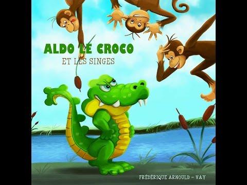 Aldo le Croco et les Singes