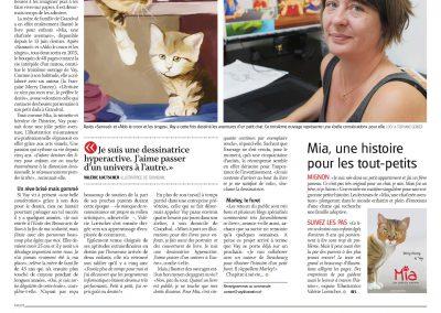 Journal du Jura - Samedi 23 juillet 2016 - Mia